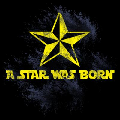 Camiseta A star was born Design