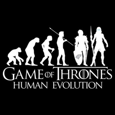 GOT EVOLUTION - Camisetas Personalizadas Mujer Design