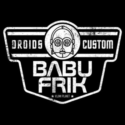 Babu Frik (por Paranoia Records) Design